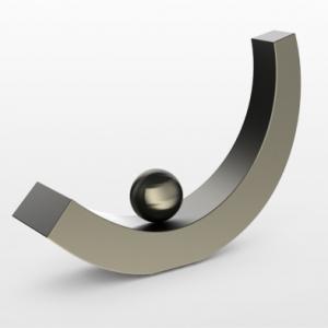 Moderne urn